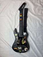 Guitar Hero Kramer Striker Red Octane Wireless Guitar, SUPER CLEAN !! No Dongle