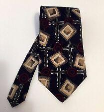 Robert Talbott Studio For Nordstorm Tie Multi Colored Classic 58  Necktie