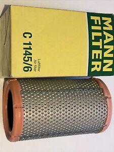 MANN C1145/6 Air Filter For Renault Nissan