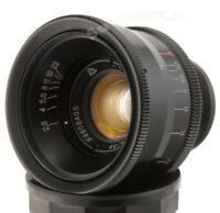 JUPITER-12 35mm f2.8 2.8 Objective USSR Lens M39 LTM Leica M FED Zorki RF Biogon