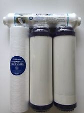 HAGUE QUALITY WATER WATERMAX H6000 SEMI ANNUAL REPLACEMENT PACK wo 36 MEMBRANE