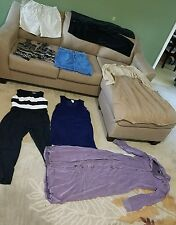 Women's clothes size 10 older clothes mixed lot of 8 (4209)