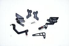 Ducati 848 1098 1198  rearset RIZOMA racing  footrest adjustable footpegs