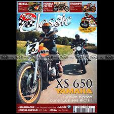 MOTO REVUE CLASSIC N°45 YAMAHA XS 650 ROYAL ENFIELD 500 BULLET HONDA CB 750 FOUR