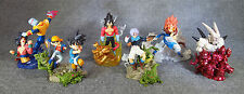 Gashapon HG DRAGONBALL GT Imagination Figure Set of 6 BANDAI Anime JAPAN