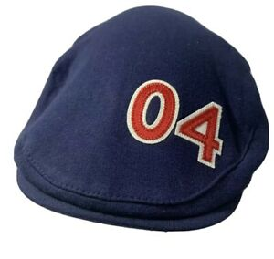 Olympic Team 2004 Athens Official Outfitter Beret Hat Roots USA S/M Small Medium