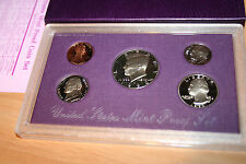 1992 US Coin Proof Set Kennedy Half Dollar Rare NiceGift Birth Year FreeShip 608