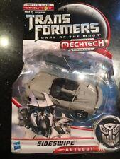 Hasbro 2010 SIDESWIPE Transformers Movie  Dark of the Moon Deluxe Class New