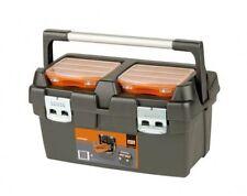Bahco Werkzeugkoffer leer 600x305x295 mit Einsatz / 2 xKleinteilemagazin