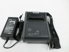 Epson TM-P60 Mobilink Bluetooth Mobile Thermal Printer w/ Power Supply M196A