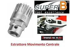 "4224 - Estrattore Movimento Centrale ""SuperB"" per Bici 26-28 Fixed Scatto Fisso"