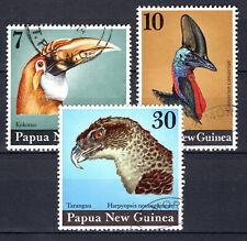 Papua New Guinea - 1974 Birds - Mi. 272-74 VFU