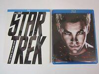 Star Trek (Blu-ray Disc, 2009, 3-Disc Set, Special Edition)- Director: JJ Abrams