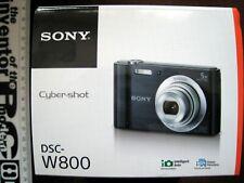 SONY CYBERSHOT DSC-W800 SILVER 20.1 MEGA PIXELS HD 720p BOXED NEW UNOPENED a001
