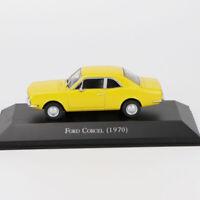 1/43 IXO FORD CORCEL(1970) Die Cast Auto Modell seltene Kollektion