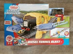 Thomas & Friends Diesel Tunnel Blast GHK73 🛤️🚂😁