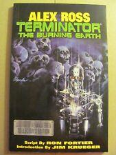 Terminator The Burning Earth Alex Ross 2003 Digitally Remasted TPB 9.2 NM-