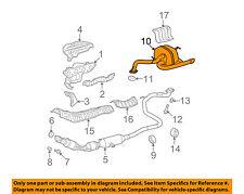 TOYOTA OEM 07-11 Yaris 1.5L-L4-Muffler 1743021502