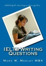 IELTS Writing Questions : IELTS Academic and General Writing Questions for...