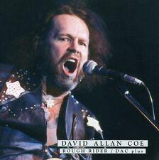 David Allan Coe - Rough Rider/Dac Plus [New CD] Reissue