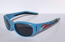 Alpina Light Blue Ceramic Flexxy Childrens Sunglasses