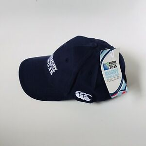 OFFICIAL Rugby World Cup England 2015 Baseball Cap Hat Canterbury RWC Men Adult