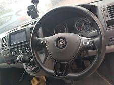 vw polo 6c steering wheel mfsw fits T5 transporter