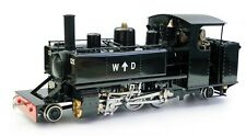 Roundhouse ALRC Alco 2-6-2 Live-Steam with Radio Control, WD black