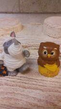 Hallmark Merry Miniature Halloween Hippo and Owl