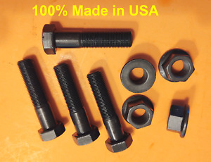 for Mopar  B, E-body Disc Brake Knuckle Ball Joint BOLTS New XHD Charger Cuda +