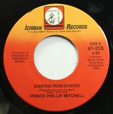 Soul 45 Prince Phillip Mitchell - Starting From Scratch / Come To Bed On Ichiban
