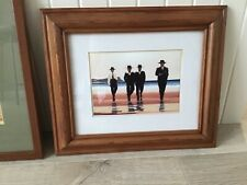 JACK VETRIANO FRAMED BILLY BOYS PICTURE LOVELY CONTEMPORARY MAN CAVE/HOME DECOR