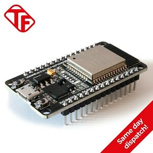 ESP32 ESP-32s DevKitV1 Development Board Soldered Headers Wifi+Bluetooth 30-pin