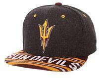 Zephyr NCAA Arizona State Sundevils  Snapback, Adjustable New Free Shipping Hat