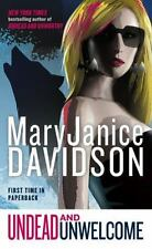 Queen Betsy: Undead and Unwelcome 8 by MaryJanice Davidson (2010, Paperback)