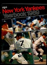 New York Yankees 1969 Yearbook revised edition Mickey Mantle final year