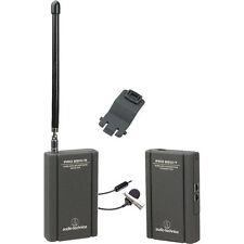 Audio-Technica PRO 88W Wireless Cardioid Clip-on Microphone System (W88-68-829)