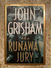 The Runaway Jury by John Grisham (1996, HCDJ) 1st Edition 1st Printing
