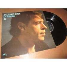 JACQUES BREL - la fanette - n° 5 - BARCLAY Lp 1978