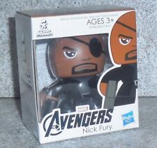 Mini Muggs AVENGERS NICK FURY Mib New Vinyl Figure