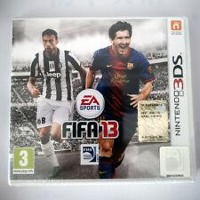 Sealed Brand New FIFA Soccer 13 2013 (Nintendo 3DS, 2012) Euro Versione Italiana