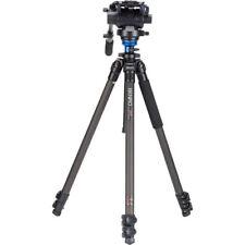 Benro S6 Video Kit Carbon Fiber Tripod C2573FS6