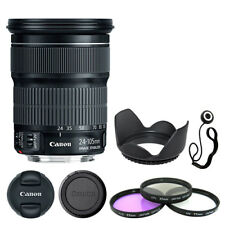 Canon EF 24-105mm f/3.5-5.6 IS STM Lens + Deluxe Accessory Kit