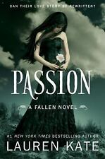 Fallen #3: Passion by Lauren Kate (2012, Paperback)