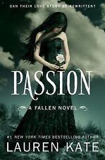 Fallen: Passion Bk. 3 by Lauren Kate (2012, Paperback)