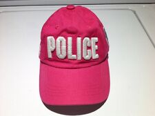 NYC WOMENS BALL CAP, RACOON ORIGINAL HAT, POLICE CAP, ONE SIZE FITS ALL, NEW