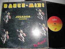 Freddie Mercury,naci para amarte,madonna ,jugador,rare,maxis,venezuela,lots,vg++