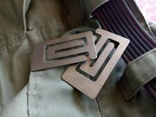 Titanium Ti TC4 MonEDC gear y Clip Credit Card Holder Bill Folder Belt Hook