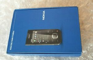 Brand New Nokia XpressMusic 5330 - Glossy Black (Unlocked) Mobile Phone RARE