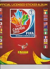 PANINI FIFA Women's World Cup 2015 Canada -  1 leeresalbum..